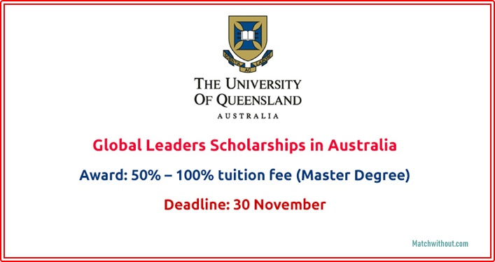 How To Apply For Europe Global Leaders Scholarship (International Students)