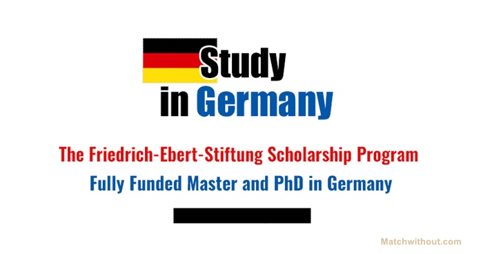 2021/22 Friedrich Ebert Stiftung Scholarship Requirements And Application