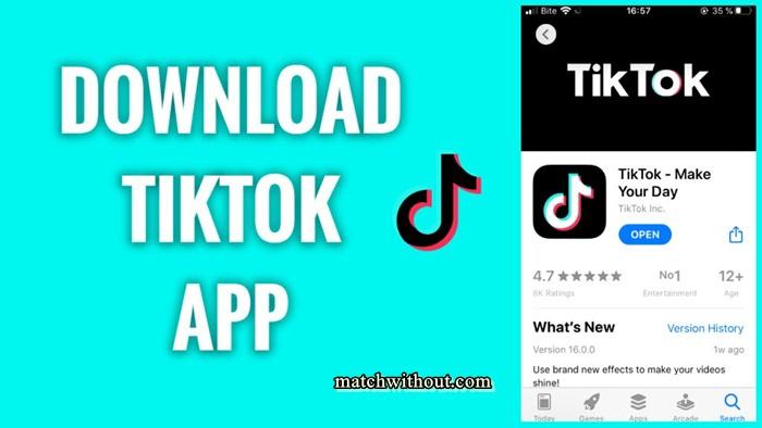 Steps On TikTok App Download | TikTok App Mobile Installation