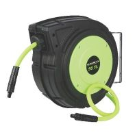"3/8"" 50 FT FLEXILLA HOSE REEL AHR8250FZ 