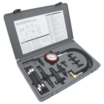 LIGHT-DUTY TRUCK DIESEL COMPRESSION TESTER SET DCT15