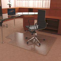 Desk Chair Mat For High Pile Carpet Ergonomic Scoliosis Premium Mats, Floor Mats And Plush By Depot :
