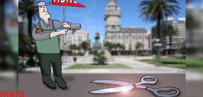 La LUC ataca el derecho a la huelga y promueve la privatización de las empresas públicas subsidiarias