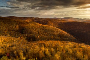 Autumn on the most beautiful mountain in Slavonia