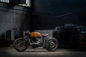 Incerum customs – Brown BMW R100