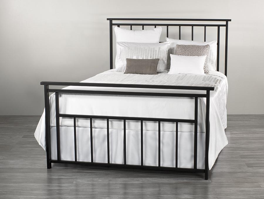 Bases de lits décoratives - Wesley Allen