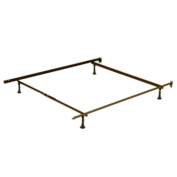 Metal foundations with 4 slides