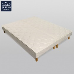 sommier tapissier taille king size 100x220
