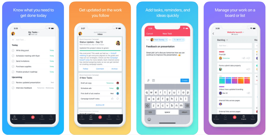 How To Build A Project Management App Like Asana?