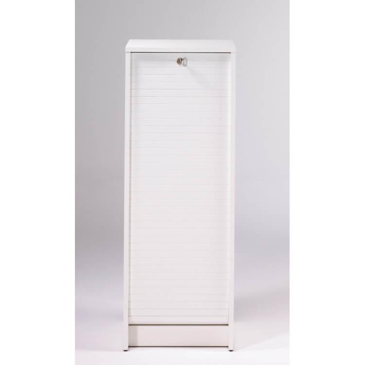 classeur a rideau design blanc booster