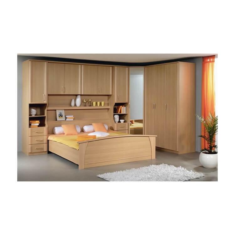 pont de lit lit adulte armoire 3 portes et armoire d angle 1 porte mathis