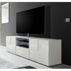 meuble tv laque pas cher pour meubler