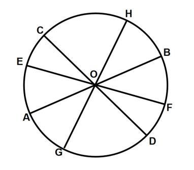 Che differenza tra diametro e corda