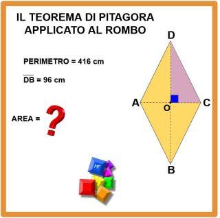 applicazione teorema Pitagora