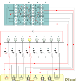 enigma the german cipher machinegermany wiring diagrams 21 [ 1999 x 2616 Pixel ]