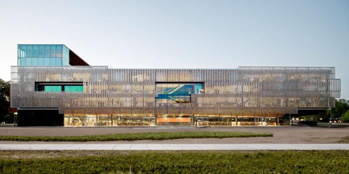 New Headquarters for the Deutsche Bundesbank in Chemnitz Germany  Mateo Arquitectura