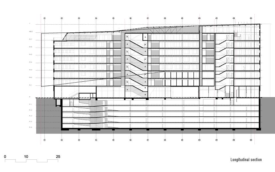 La Factory office building in BoulogneBillancourt France