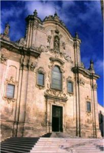 Matera Chiesa San Francesco