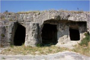 Matera chiese rupestri