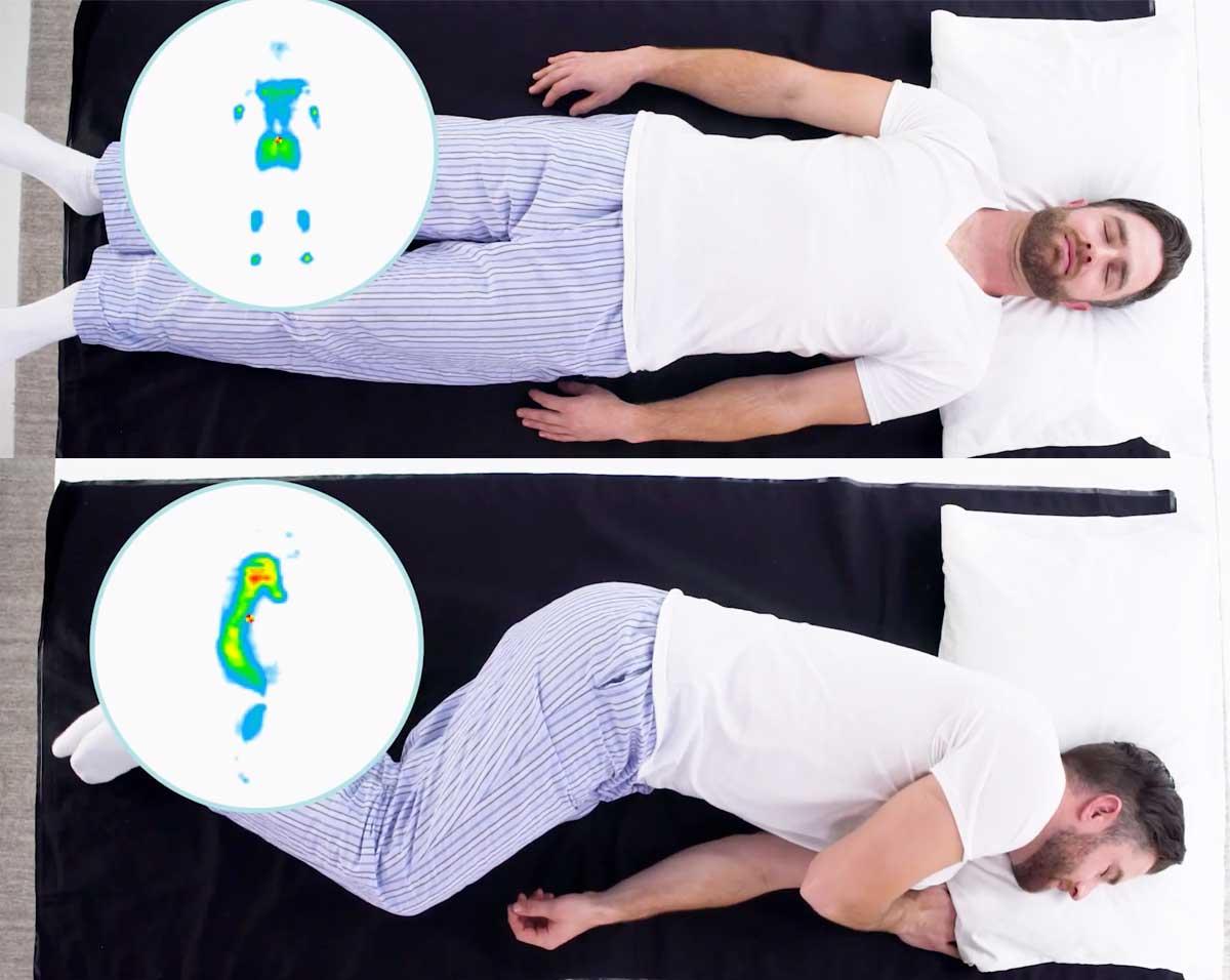 Non più risvegli stanchi e dolorosi con il corpo paralizzato. Come Scegliere Il Materasso Giusto Per Dormire E Riposare Bene