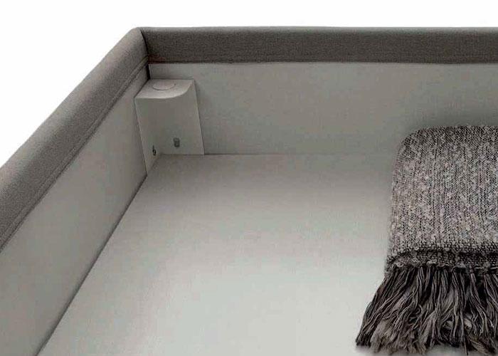 Letto Ergogreen con Contenitore modello MICHELLE
