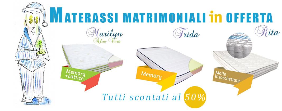 Le 3 migliori offerte di materassi matrimoniali al prezzo pi basso del web  Materassi IN offerta