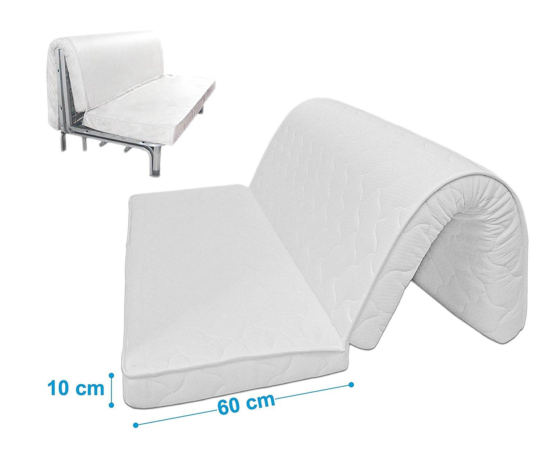 Materassi pieghevoli per divano letto