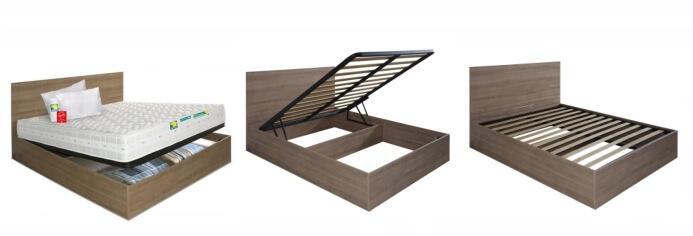 Offerta Eminflex materasso e letto armadio contenitore