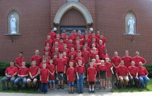 Milites Christi Boys' Camp