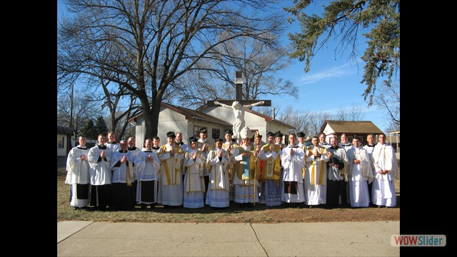 Ordinations Dec. 2012