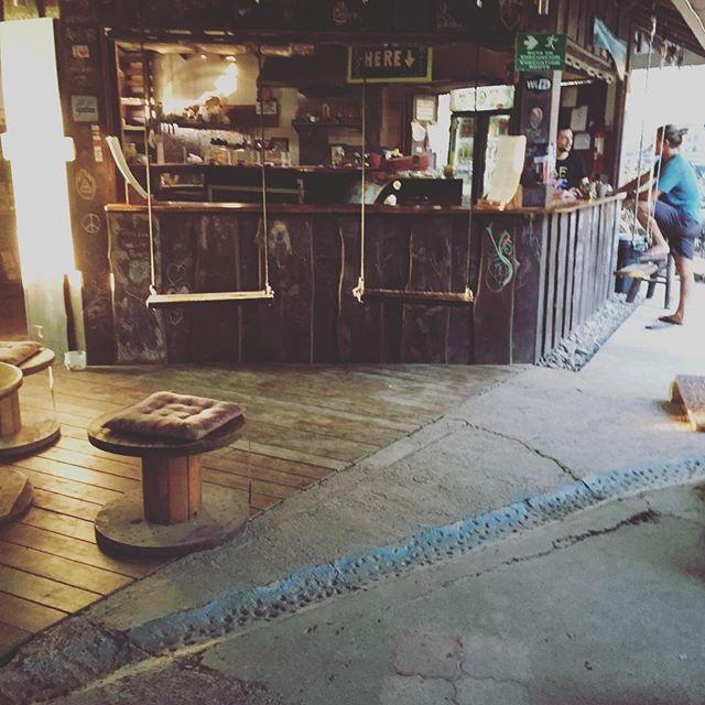 Hittar massor av inspiration i Costa Rica. Någon som tycker vi ska ha gungor i vårt popup cafe på Järntorget i sommar?? #popupcafe #gungor #cafemongocongo