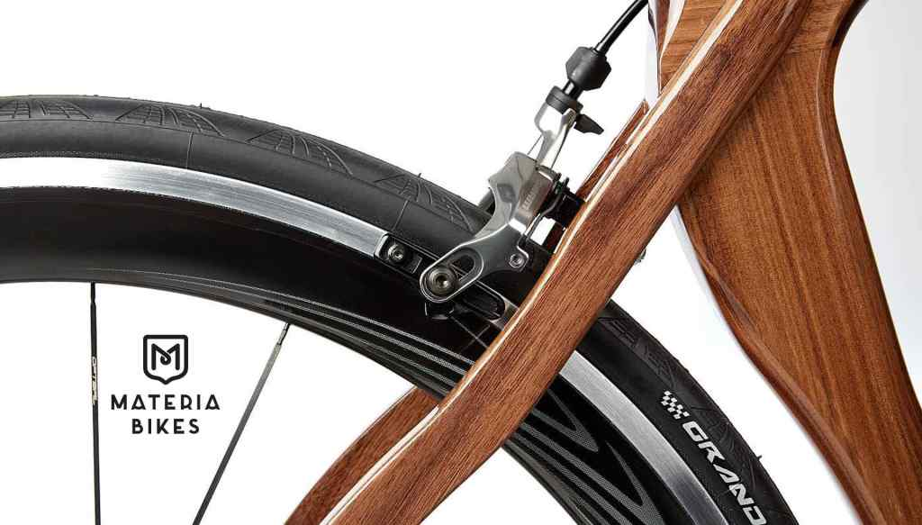 Materia bikes wooden bicycles