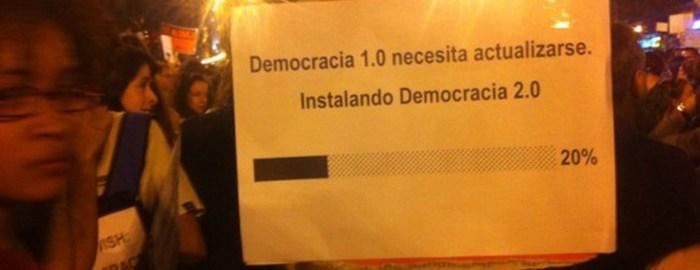 ciberactivismo democracia