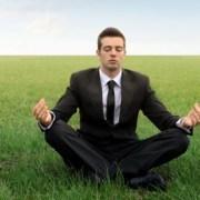 karma business meditacion