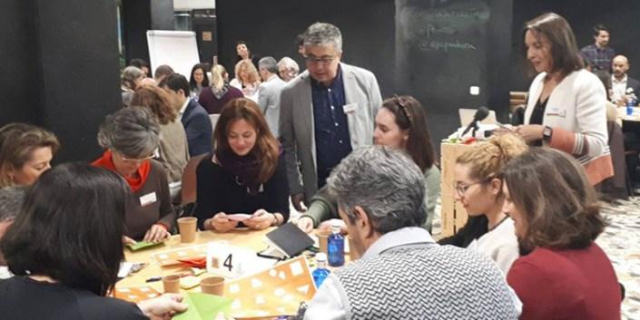 materiagris en el evento de aipc pandora sobre excelencia y experiencias educativas transformadoras