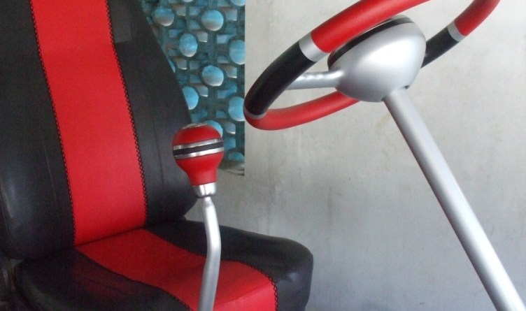 Volante Jeep Willys Reforma Custom