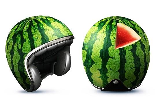 Customização - pintura de capacetes