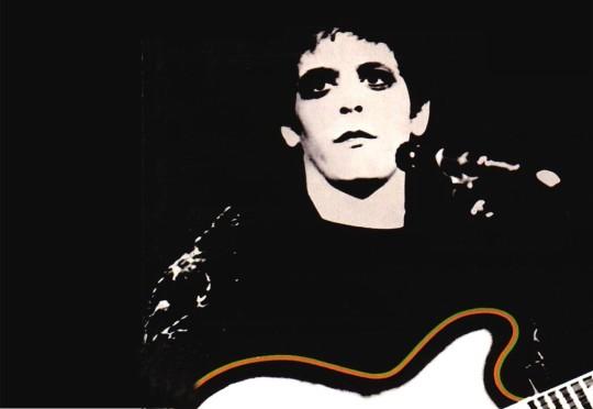 Lou Reed - Livro Atravessar o Fogo