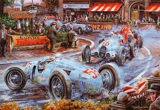 Fórmula 1 antiga