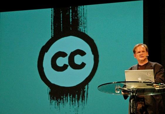 CC - Creative Commons - Larry Lessig
