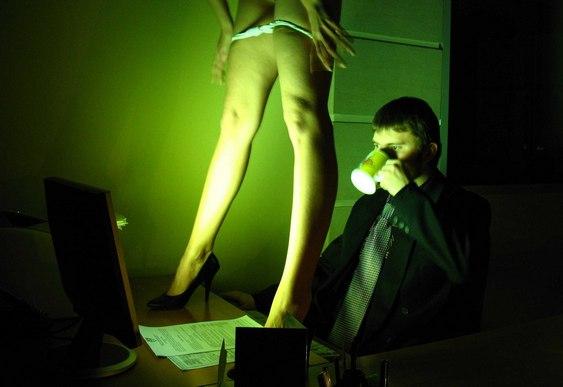 Matando trabalho na web