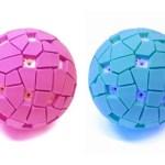 Câmera em forma de bola tira fotos panorâmicas em 360 graus