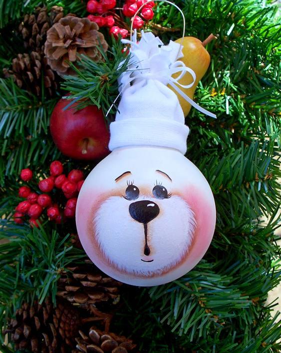 Lâmpadas para enfeitar árvore de Natal