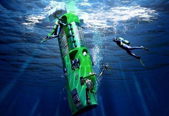 Submarino oceânico