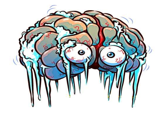 Cérebro congelado