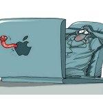 Cai o mito da imunidade: computador Mac também pega vírus