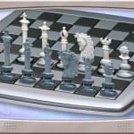 Use o aplicativo para montar o seu jogo de xadrez online