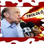 Apoio da velha mídia custou a José Serra uma Mega-Sena por mês