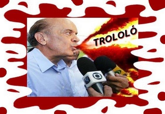 José Serra - Trololó