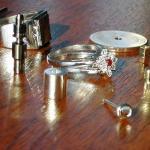 Linha de galvanoplastia para peças fundidas, estampadas e usinadas